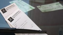 Cómo recurrir una multa durante el confinamiento